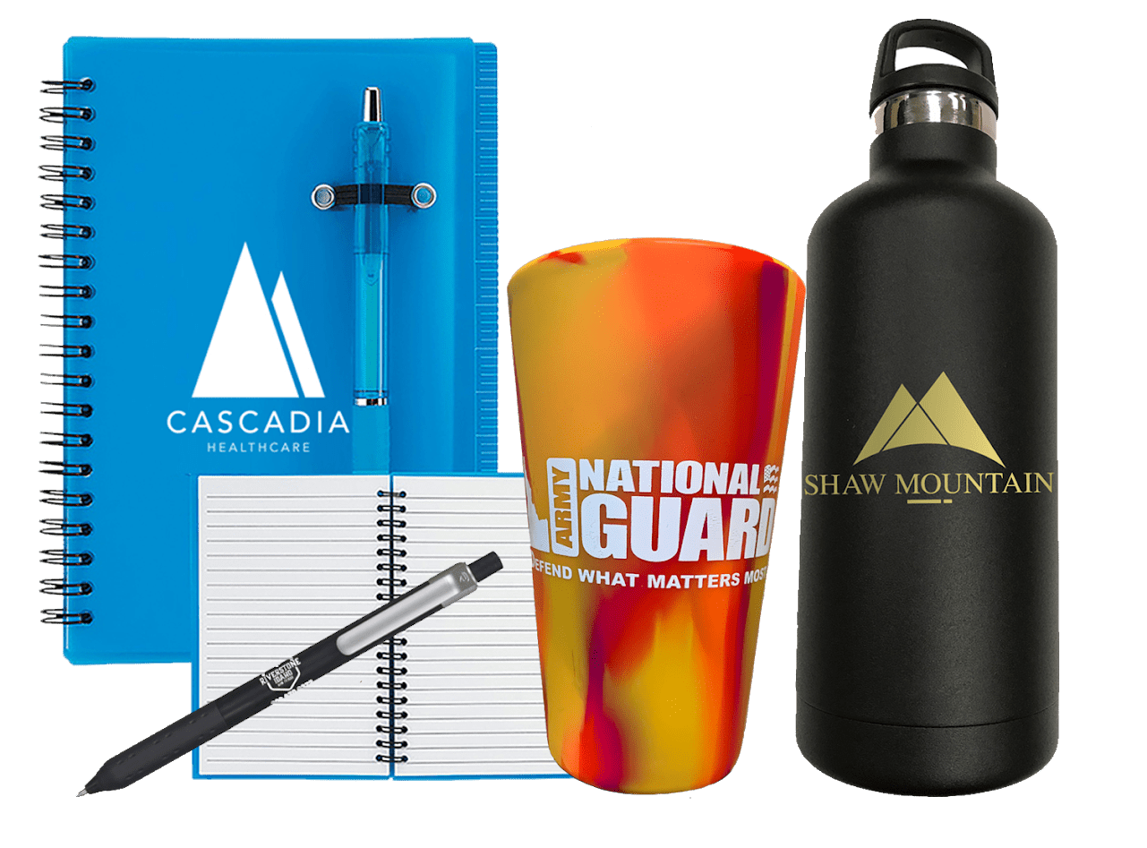 Promotional Items In Portland, OR & Boise, ID