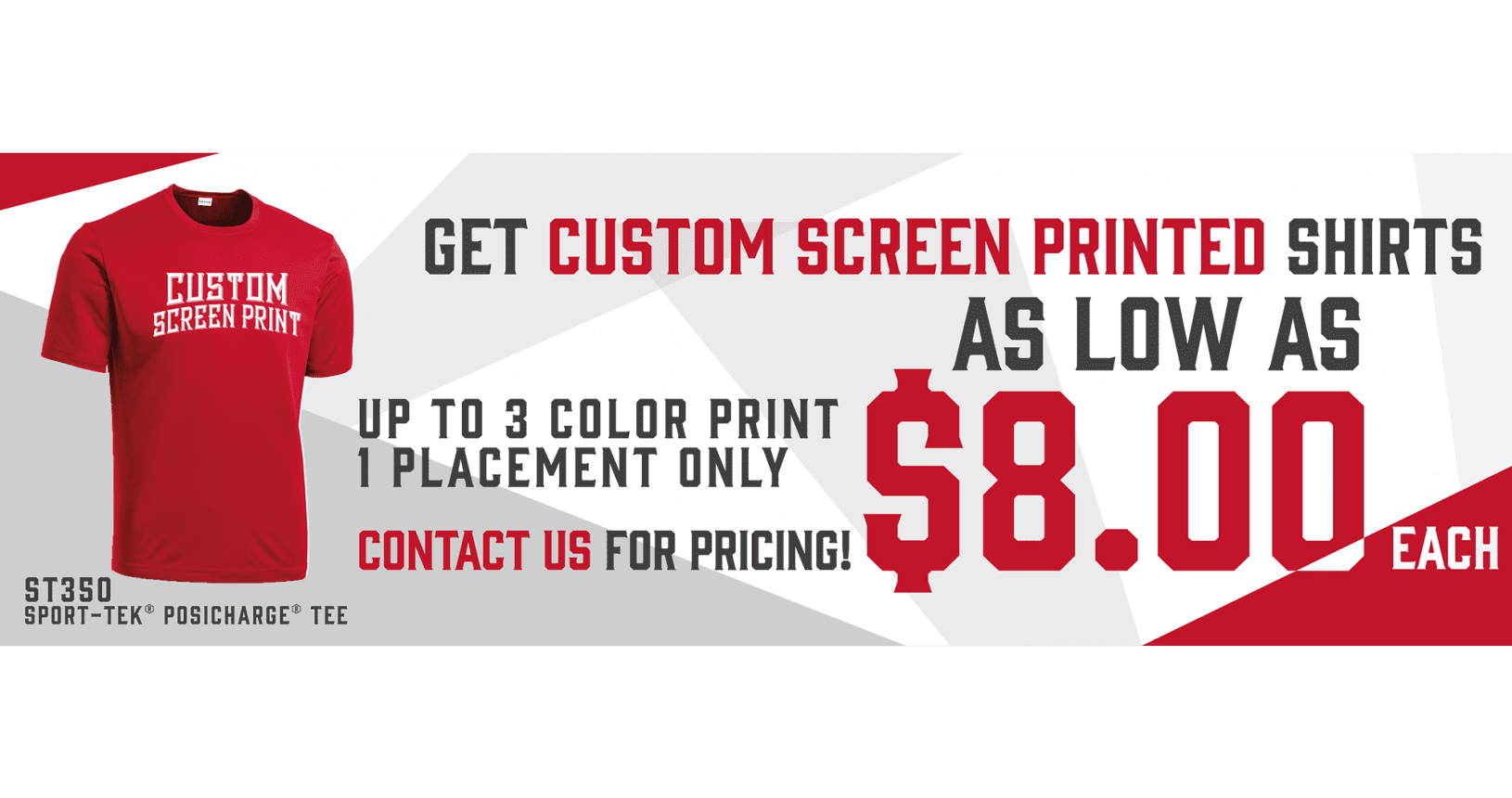 fbf1ad02bc1a4 Custom Screen Printing, Embroidery & Promotional Items | Shop Strange