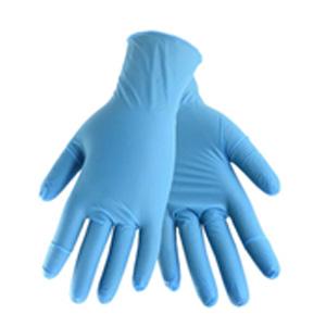 blue-nitrile-examination-gloves