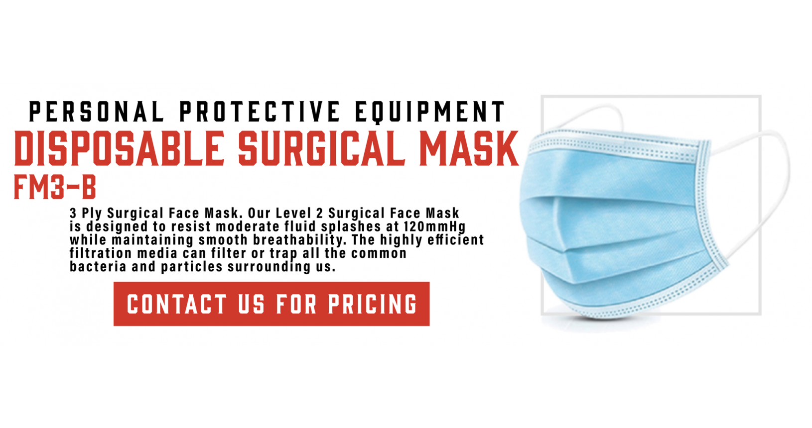 Disposable Surgical Mask 5