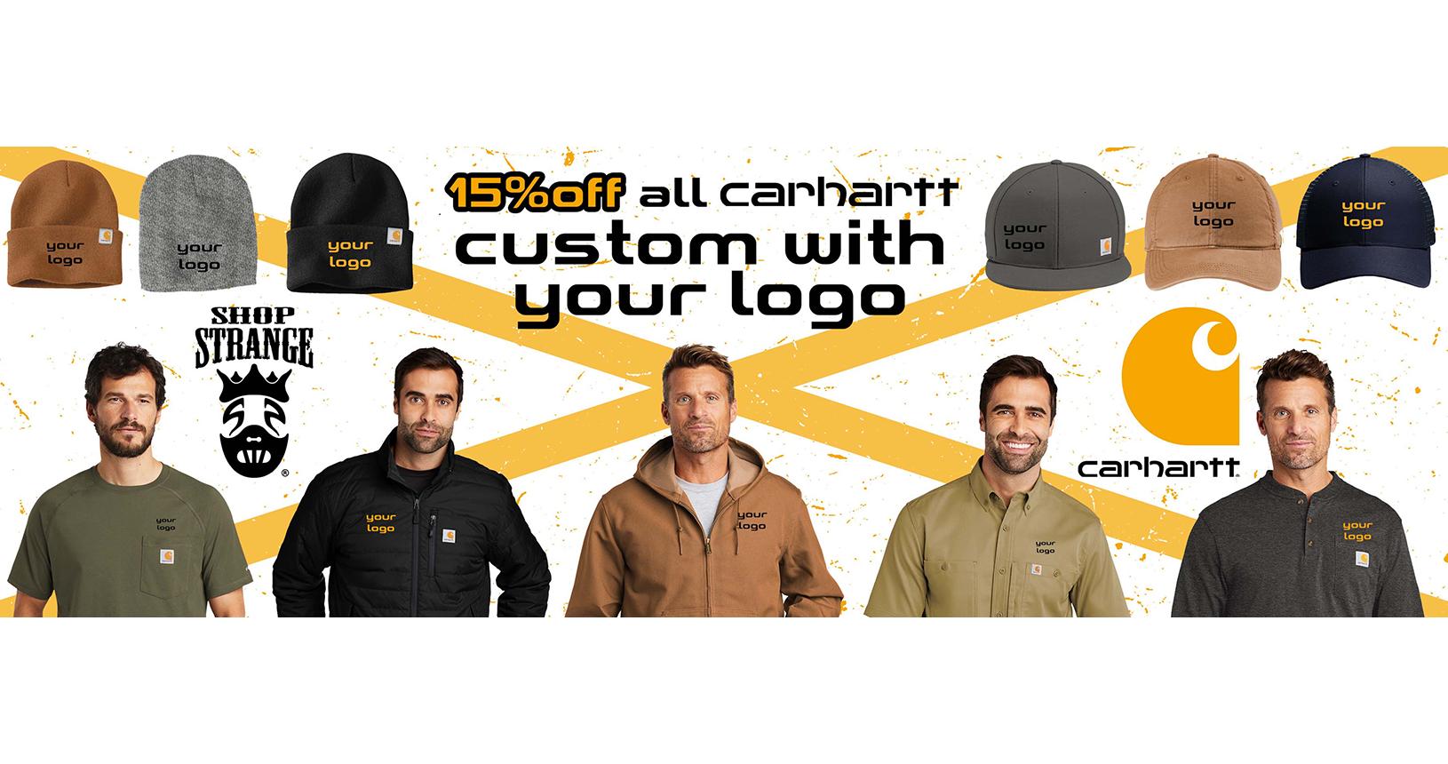 15% Off Carhartt 17