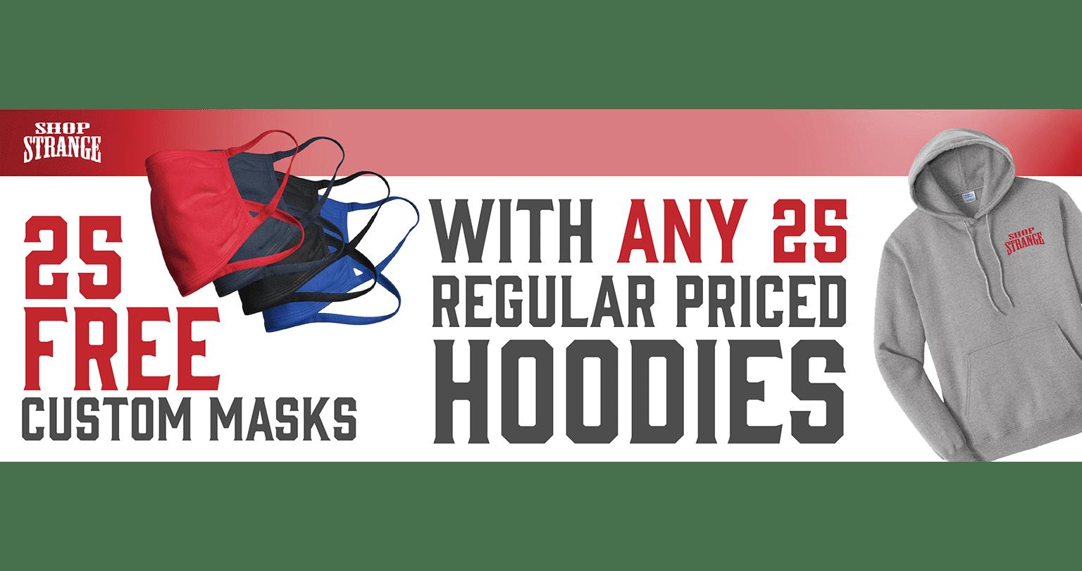 FREE Masks November Special 23