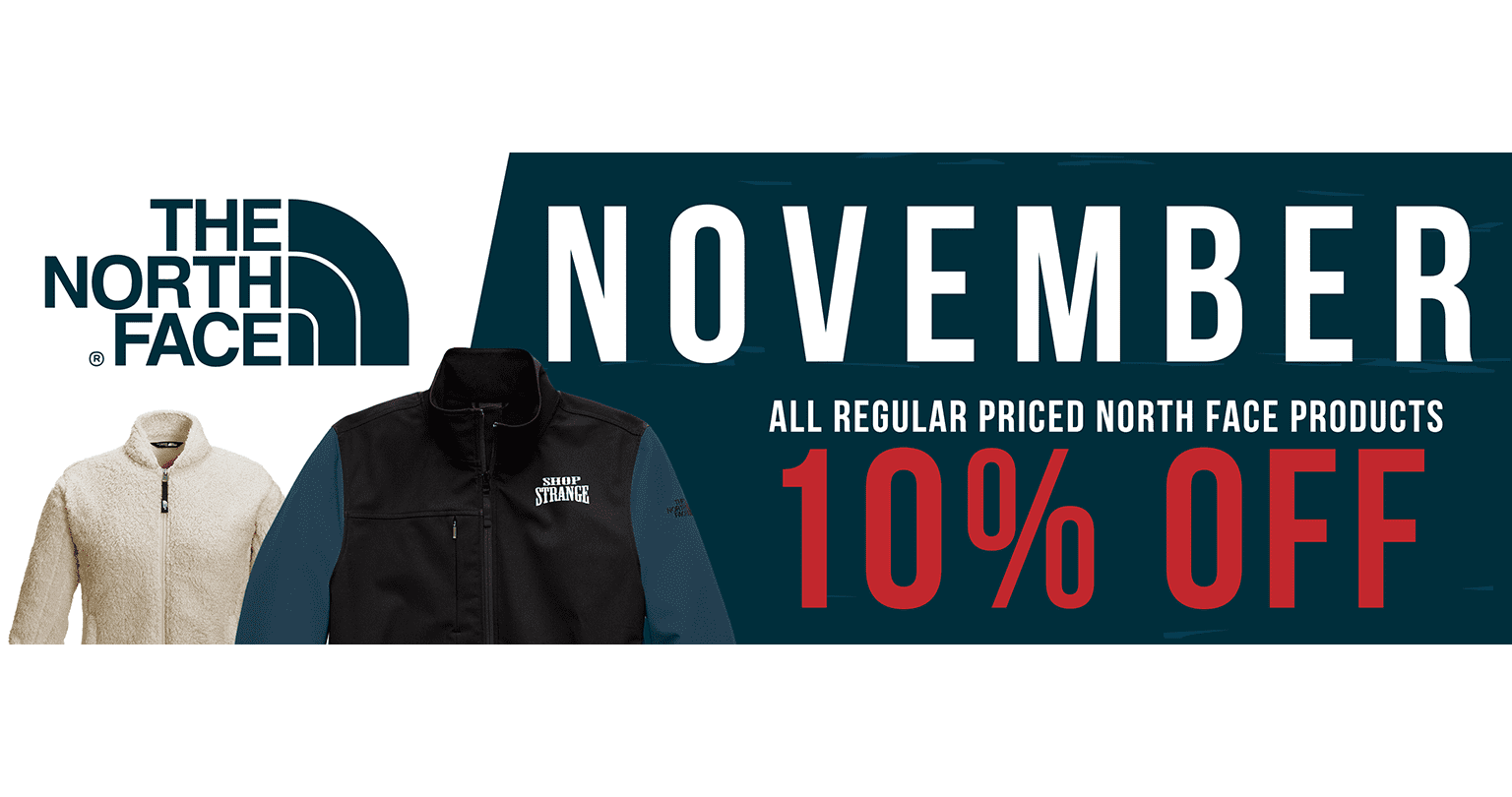 Northface November 21