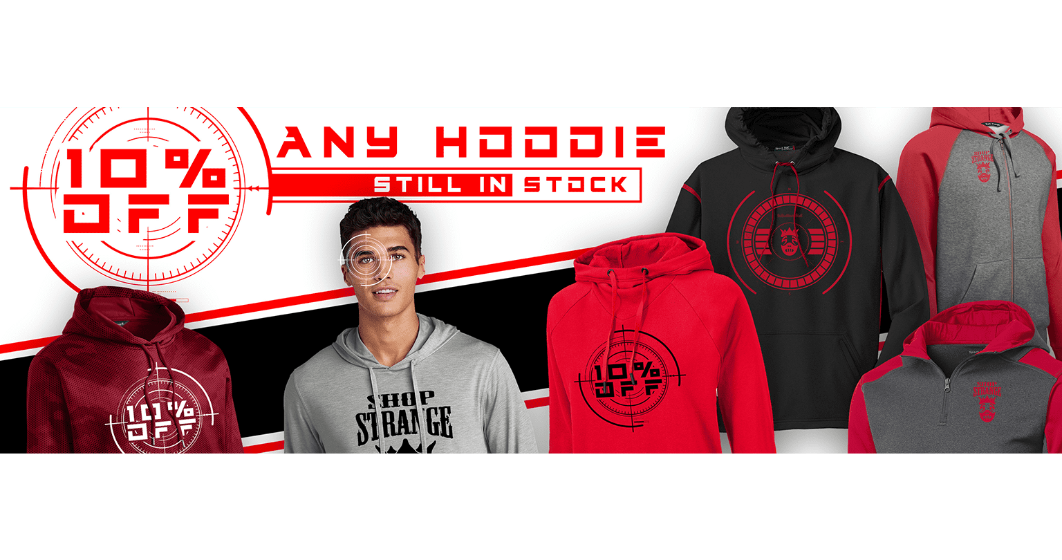 10% OFF Hoodies Banner 30