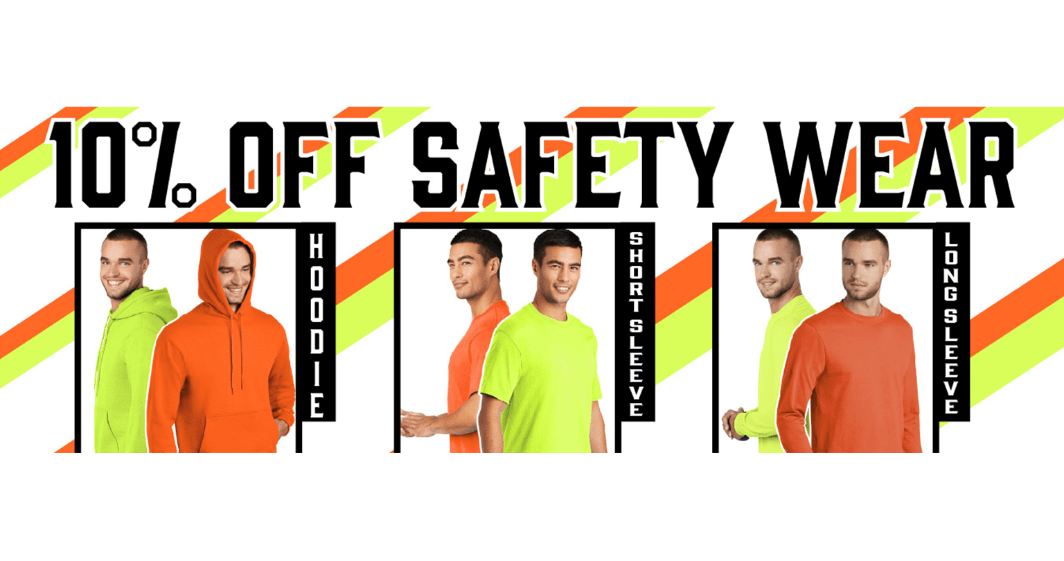 Safety Garment Special 6