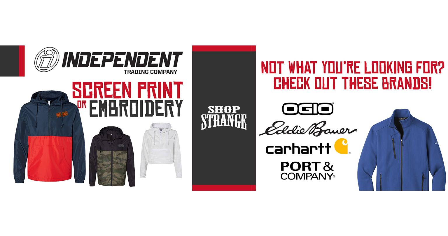 Independent Jackets 47