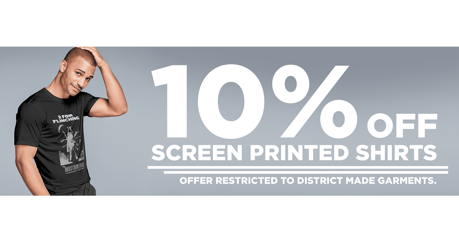 10% Off District 5