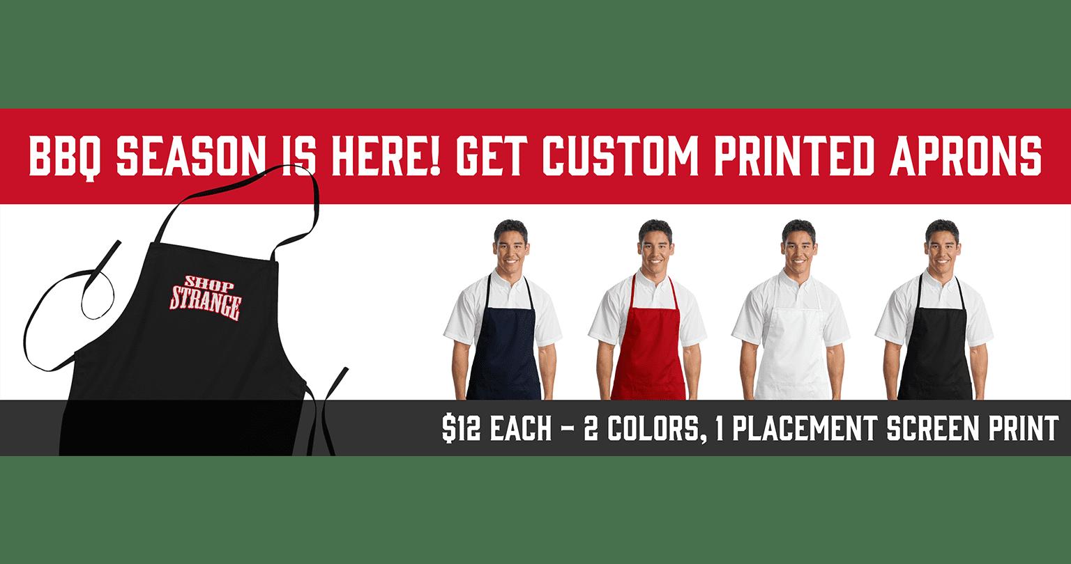 Custom Printed Aprons 51