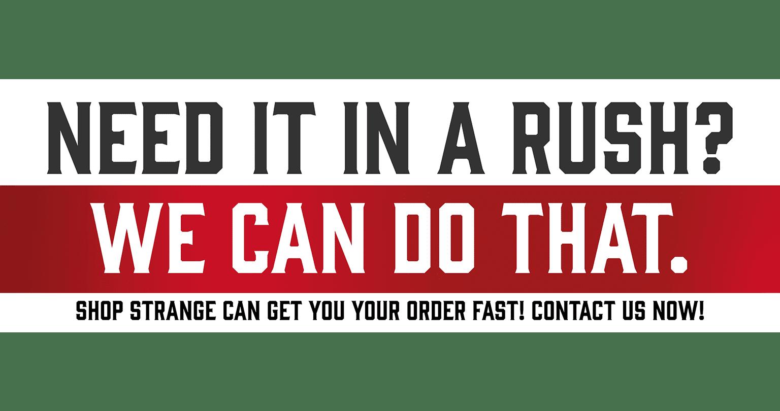 Rush Orders 52